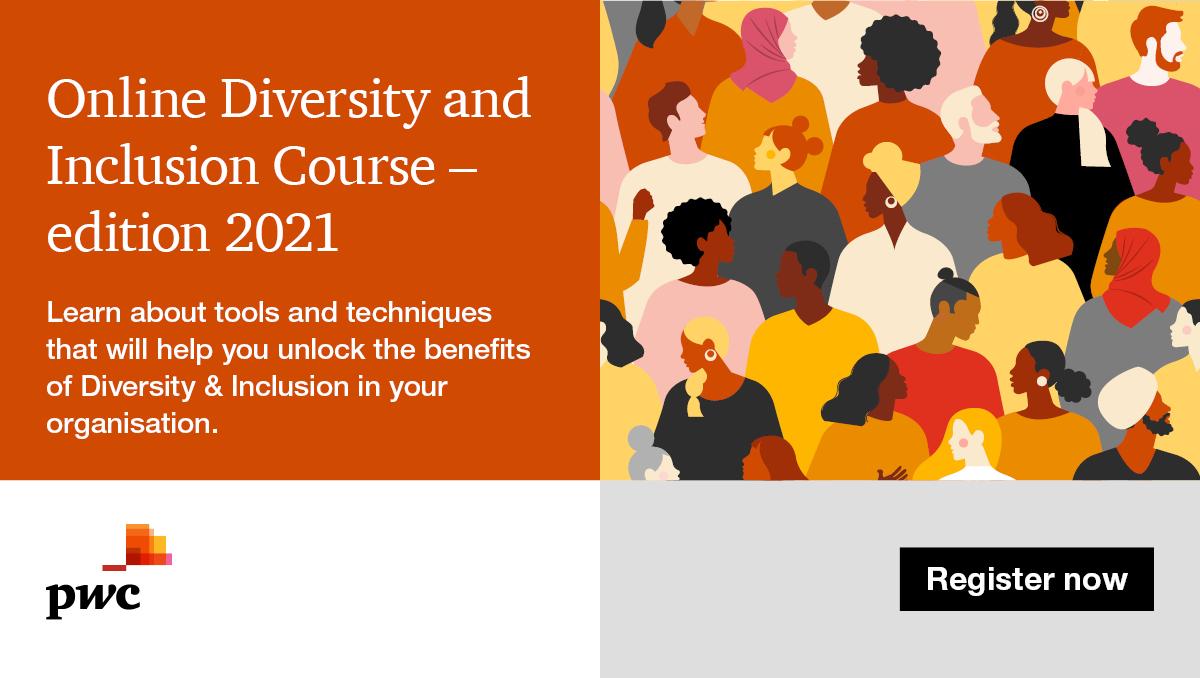Çeşitlilik & Kapsayıcılık (D&I) Eğitim Programı 2021 (PwC İsviçre sahipliğinde)